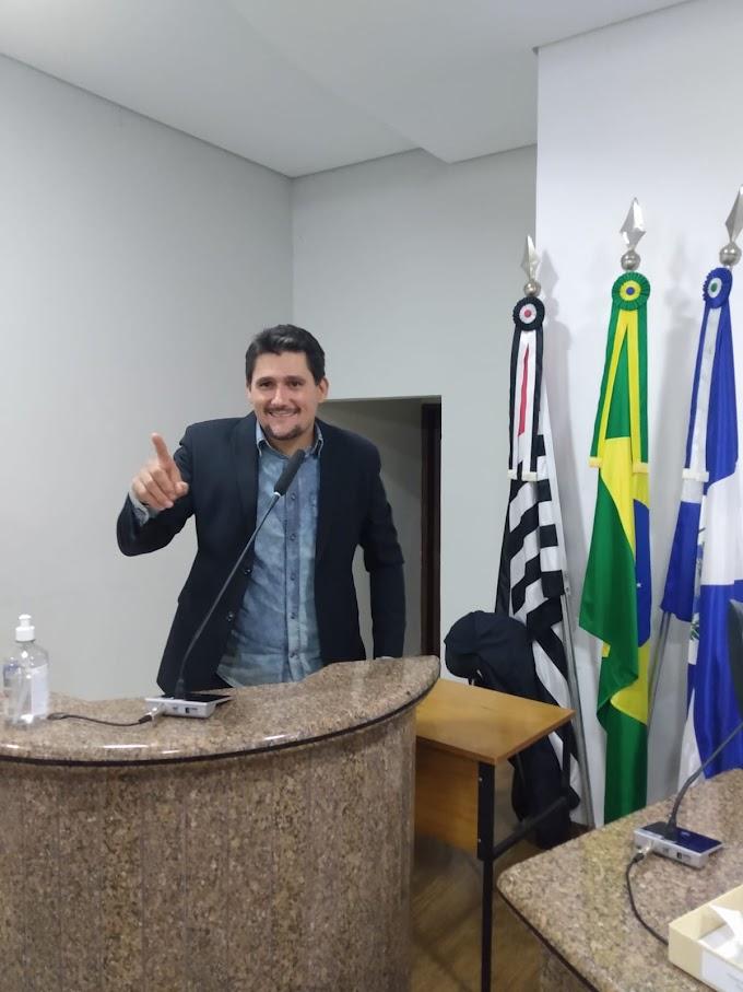 Goleiro Araçatubense vira vereador em Joanópolis (SP)