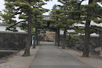 江戸城:桔梗門