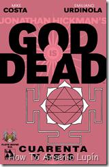 Actualización 11/01/2016: God is Dead #46, traducido por Floyd Wayne y maquetado por W.D. para la alianza Avatar.