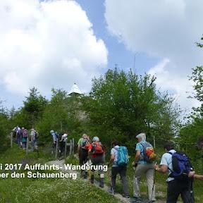 Auffahrts-Wanderung Schauenberg