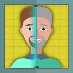 Real Age - Face Scanner Simulator Icon
