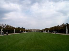 Le Tapis Vert, Château de Versailles