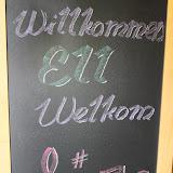 27-04-2013: Bezoek uit ELL Luxemburg (dag 1)