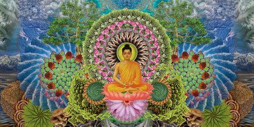 Meditation Art, Yoga And Meditation