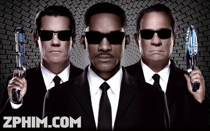 Ảnh trong phim Đặc Vụ Áo Đen 3 - Men in Black 3 1