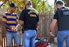Bandidos que fizeram roubo em Posto de combustível em Alta Floresta e após o crime foram comemorar em um Bar foram presos pela Polícia Civil