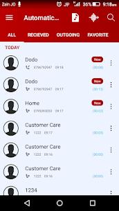 Mega Call Recorder Pro v2.9.31 APK 5