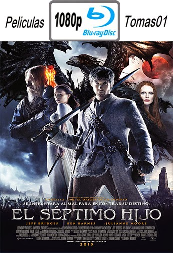 El Séptimo Hijo (Seventh Son) (2015) (BRRip) BDRip m1080p