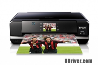 download Epson Expression Photo XP-950 printer's driver