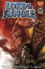 Actualización 24/02/2017: Se actualiza Lord of The Jungle con el numero 12 por Lamont Cranston y Anonimus del Rincón de Nippur.