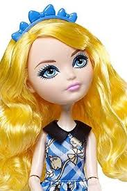 Búp bê Ever After High Blondie Lockes Doll