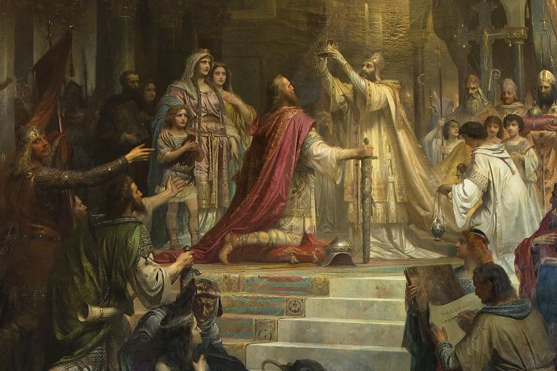 arthurs coronation