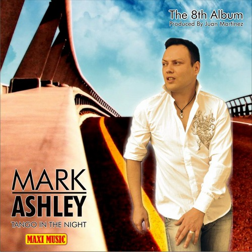 Mark Ashley - Tango In The Night-CD-2011