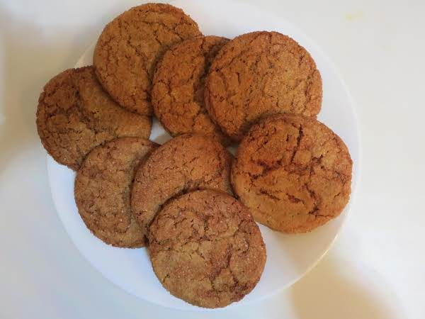 Chewy Gingersnap