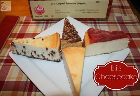 Eli's Cheesecake Original Sampler[5]