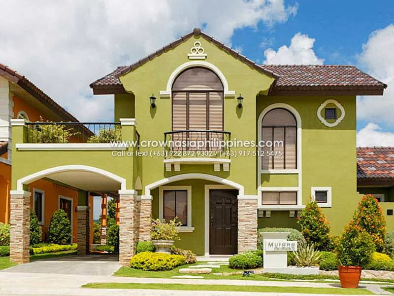 Philippine house model pictures