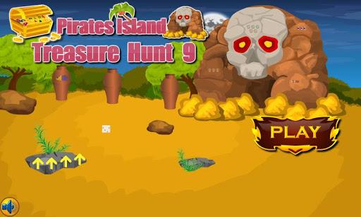 逃脱游戏海盗岛9