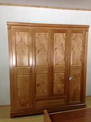 Tủ quần áo gỗ MS-215