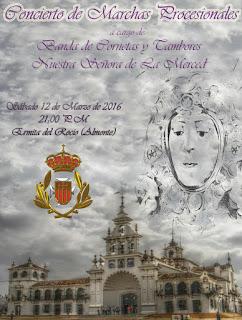 Concierto Ermita del Rocio BCT Merced Viso