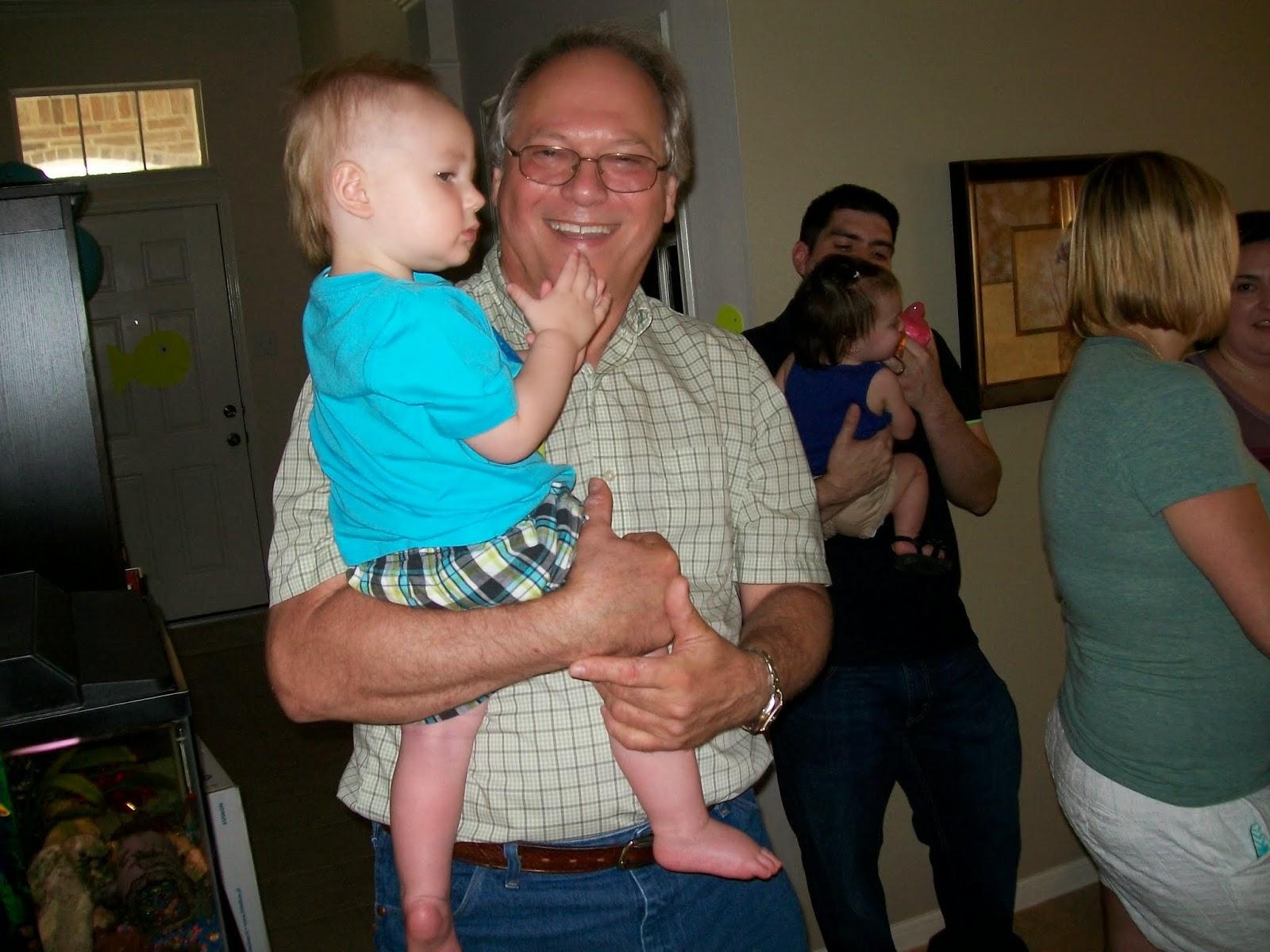 Marshalls First Birthday Party - 100_1403.JPG