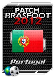 Patch Portugal Brasfoot 2012