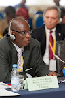 Hon. Dr. Hadji Mponda, Minister of Health and Social Welfare, Tanzania