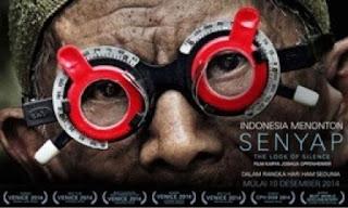 senyap, film indonesia tentang g30s pki yang masuk nominasi oscar 2016