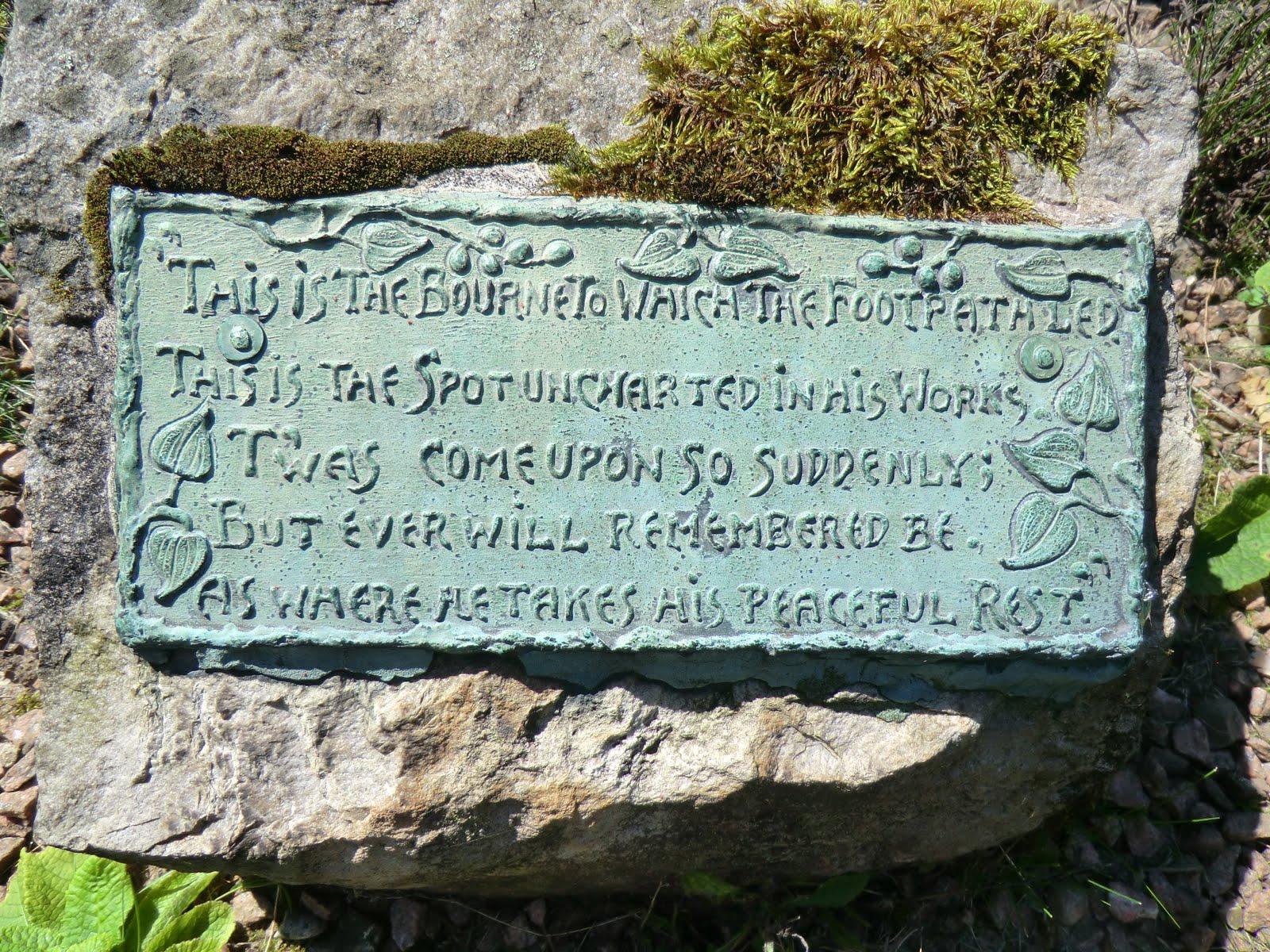 "CIMG3135 Epitaph to ""Walker Miles"", St Nicholas' churchyard"