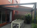 Cubola terrasoverkapping Vijfhuizen
