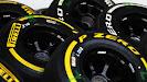 Pirelli F1 tyres