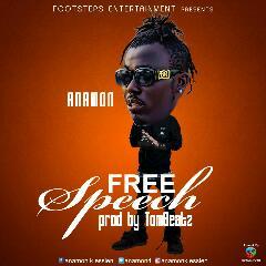 Anamon - Freedom of Speech ( Prod by Tombeatz)