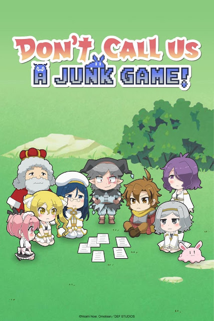 Don't Call Us A JUNK GAME!