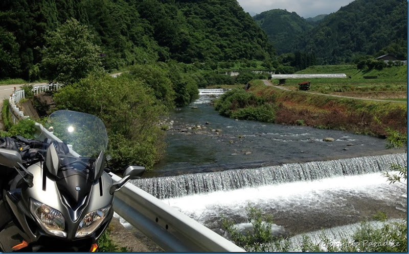 Mini Japan motorcycle tour