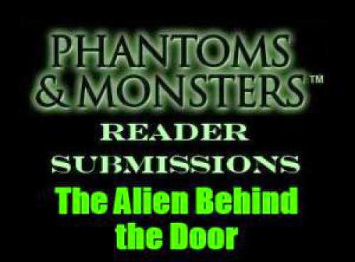The Alien Behind The Door