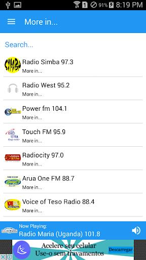 Uganda Radio  screenshots 4