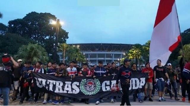 Buntut Laporan Oknum Media Online Riau Ke Polda, Ultras Garuda Indonesia Sambangi Mabes Polri