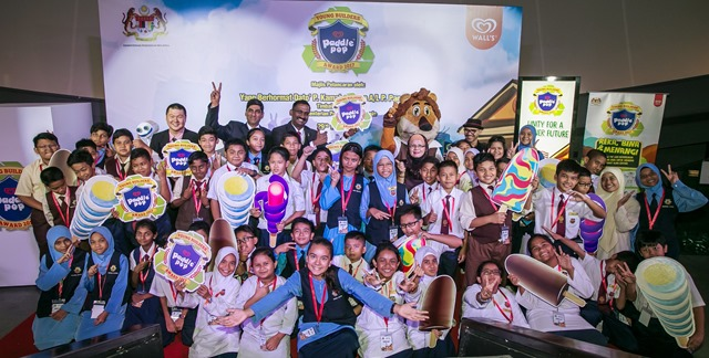 PADDLE POP YOUNG BUILDERS AWARD 2017 SETS UNITY THEME TO DRIVE ECO AWARENESS