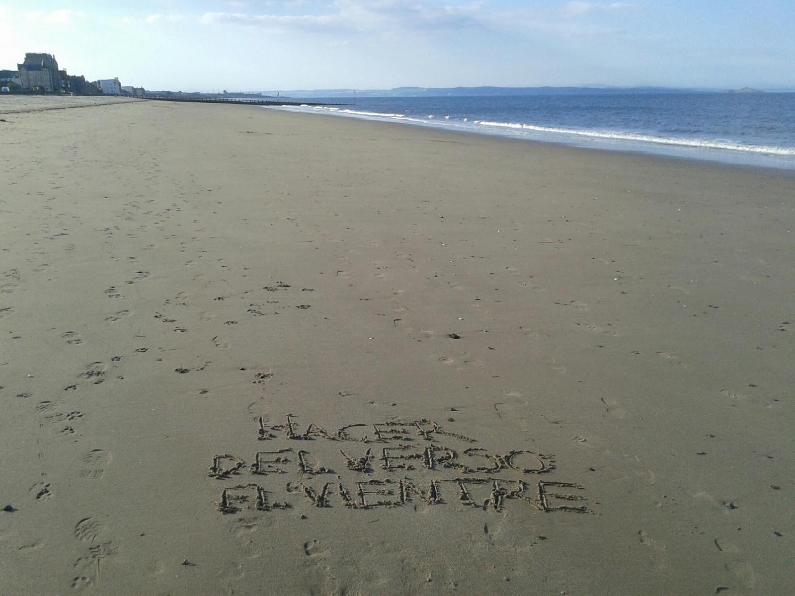 Te Amo Escrito En La Playa De Arena: El Verso Que Me Queda: Verso A Mares O Un Poemario En La
