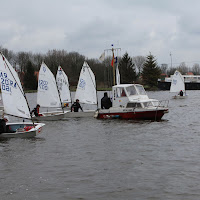 Régate Ligue Optimist 18-03-2012