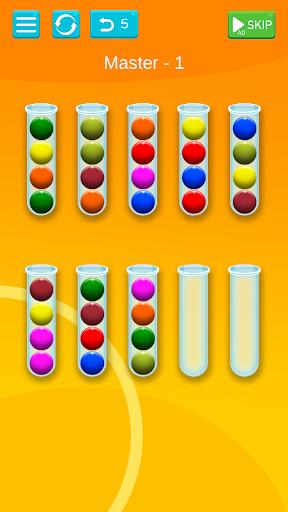 Ball Sort - Bubble Sort Puzzle Game apkdebit screenshots 7