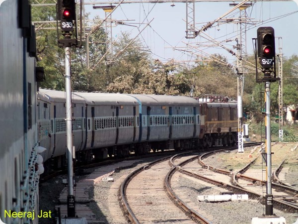 Anand - Godhra Railway Line