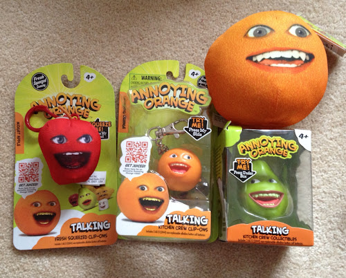 Annoying Orange Product range
