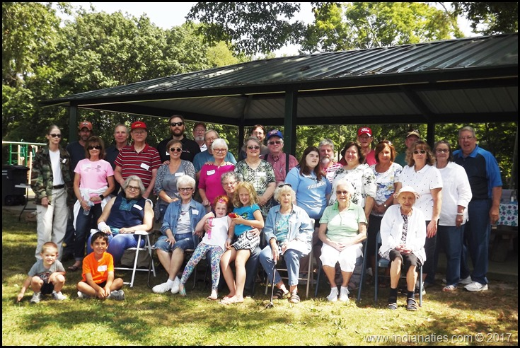 2017 Weber Kuhn Reunion Photo