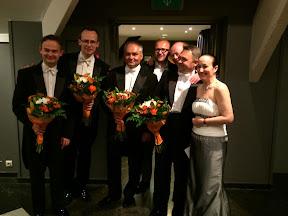 Musica Mundi Belgium 2014 with Mr.Leonid Kerbel and Mrs.Hagit Hassid-Kerbel