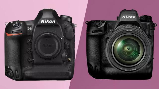 Nikon Z9'un çözünürlük ve hız açısından Canon EOS R3 ile eşleşmesi bekleniyor