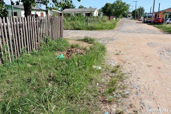 problemas rua inhatium bairro mariana 002