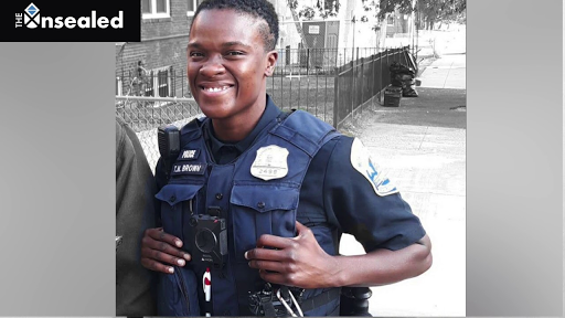 Police officer saves her own money to give scholarships to local, high school seniors
