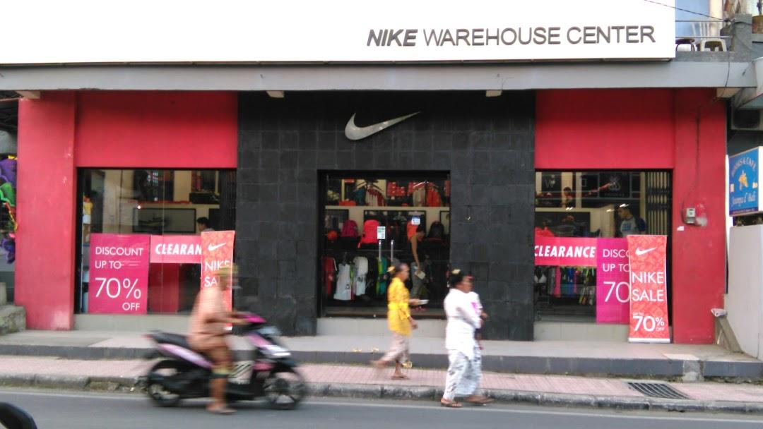 d43be4ced63d90 Nike Warehouse Center - Toko Pakaian