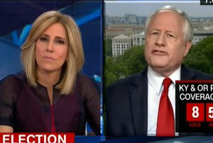 Neo-conservative Kristol struggles to identify viable third-party candidates
