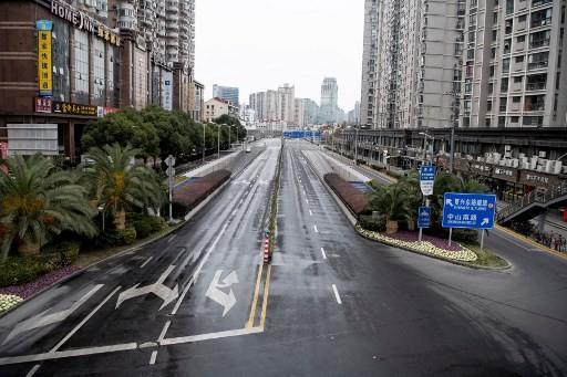 Wabah Virus Korona Buat Kota Shanghai 'Koma', Warga: Kami Muak Tinggal di Rumah!